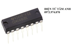 IC CD4049UBE DIP-16
