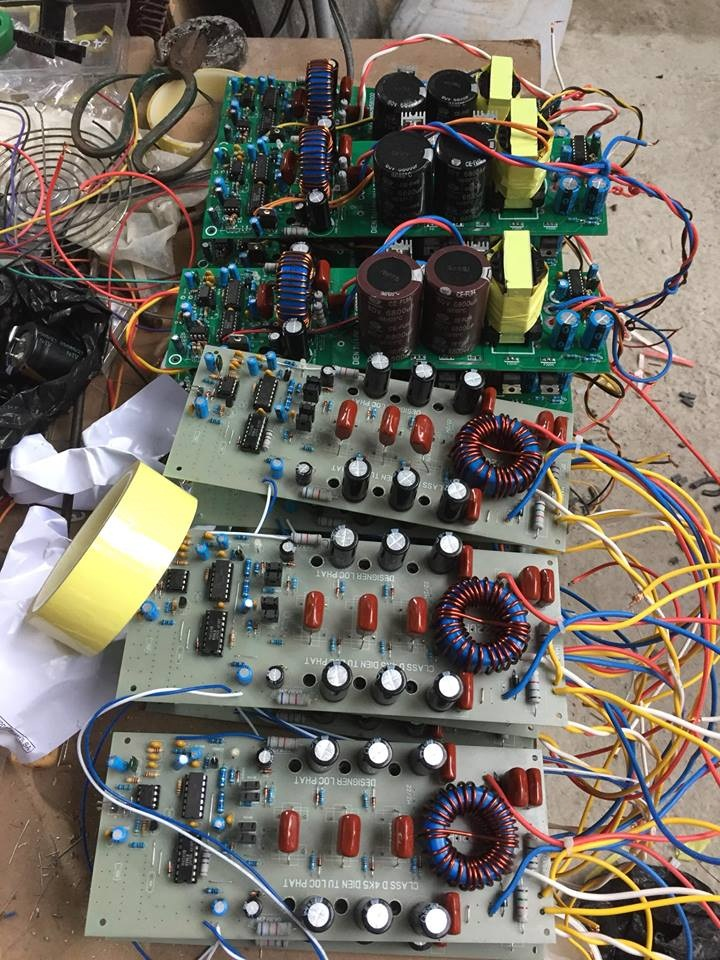 Cung cấp Mạch đẩy công suất loa, Loa kẹo kéo , Thùng loa, Lassd 1k5, LassD 4k5...
